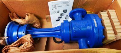 Bopp & Reuther Ovalradzähler Typ: OI 100D/G2   DN50 / PN40 - unused/OVP - – Bild 1