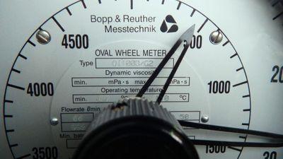 Bopp & Reuther Ovalradzähler Typ: OI 100D/G2   DN50 / PN40 - unused/OVP - – Bild 3