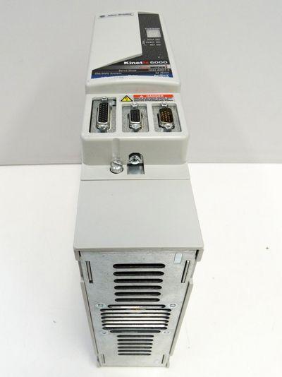 Allen Bradley Kinetix 6000 2094-BM01-S Ser. B Ver. V1.118 Servo Drive -used- – Bild 5