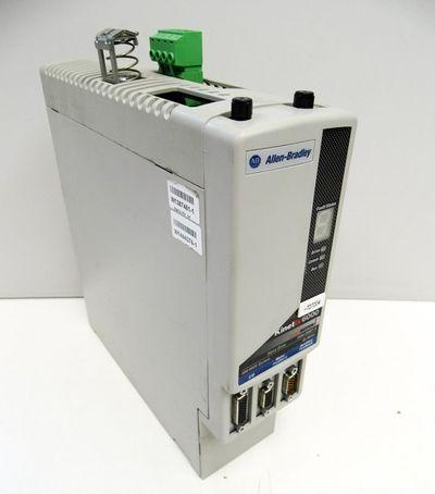 Allen Bradley Kinetix 6000 2094-BM01-S Ser. B Ver. V1.120 Servo Drive -used- – Bild 1