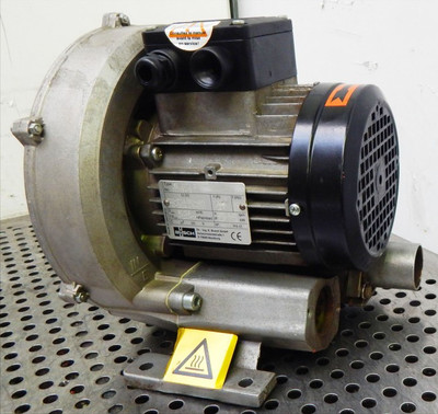 BUSCH SE 0070 C  Vacuum Pumpe - used - – Bild 1