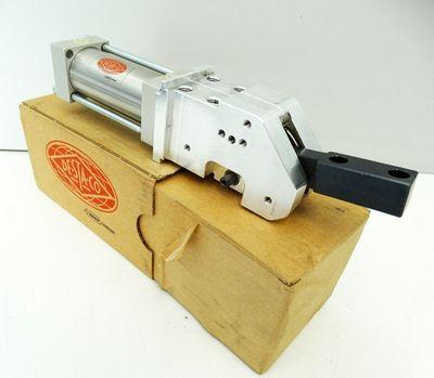 DESTACO 8825-1000000 Betr-Druck 8bar Pneumatik Kraftspanner Power Clamps -unused – Bild 1
