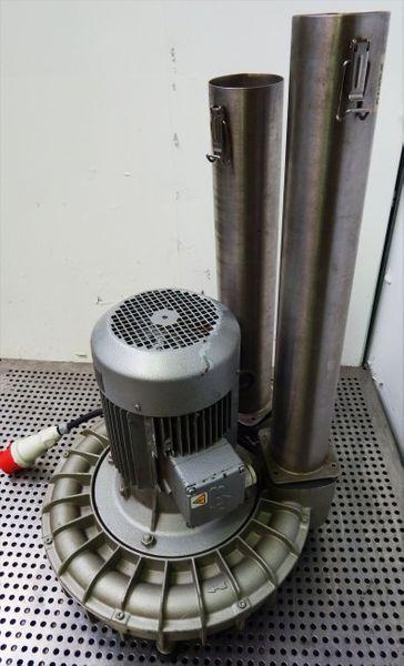 Becker Seitenkanalverdichter SV 5.300/1-05 Blower Vacuumpumpe Gebläse  - used - – Bild 1
