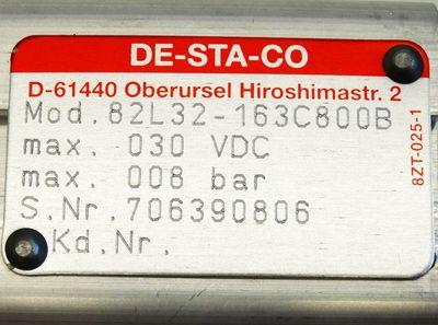 DESTACO 82L32-163C800B 8 bar Kraftspanner Power Clamps -used/OVP- – Bild 4