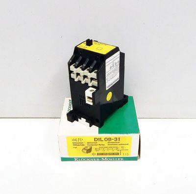 Klöckner Möller DIL08-31 240V 60Hz Schütz universal contactor relay -unused/OVP- – Bild 1