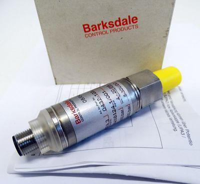 Barksdale UPA 3  UPA3 0432-103 Pn 400 bar Pm 600 bar Druckaufnehmer -unused/OVP- – Bild 1
