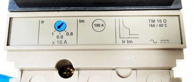 Merlin Gerin Schneider Compact NS100L  190A TM 16D Leistungsschalter -unused- – Bild 4