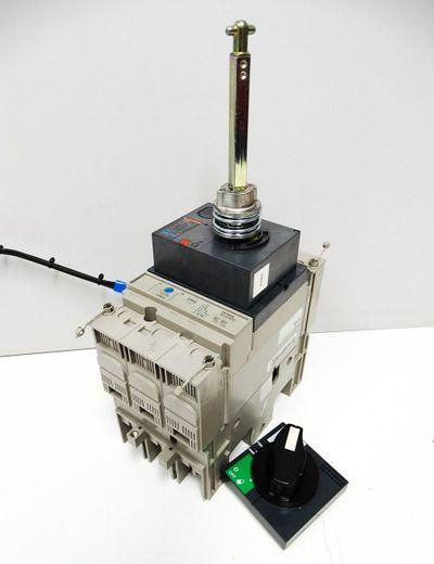 Merlin Gerin Schneider Compact NS160L 1250A TM160D/160A Leistungsschalter-unused – Bild 1