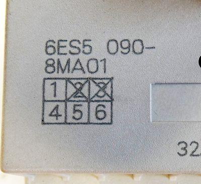 Siemens Simatic S5 6ES5 090-8MA01 6ES5090-8MA01 E: 3 + 6ES5 375-8LA11 E: 2 -used – Bild 2
