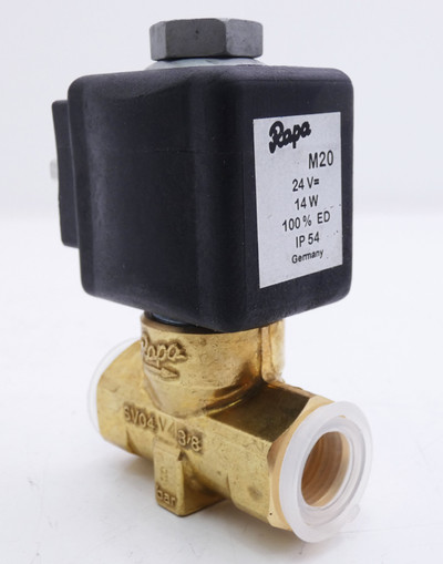 Rapa M20 24V 14W 100% ED IP54 Magnetventil  -unused- – Bild 1