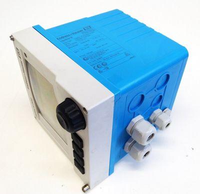 Endress+Hauser Liquiline M CM42 CM42-1GA000EA00 Transmitter -used- – Bild 5