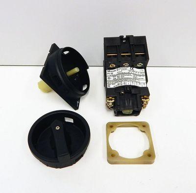 Klöckner Moeller P1-32/V/SVB-SW 055484 Hauptschalter -unused/OVP- – Bild 5