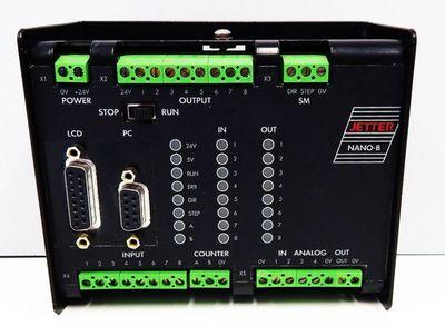 JETTER NANO-B NB-CPU -used- – Bild 2