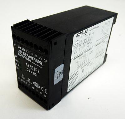 Schmersal Steute AZR31R2  AZR-31R2 24V DC Sicherheitsrelais -used- – Bild 1