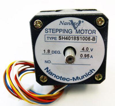 Nanotec SH4018S1006-B  4.0V 5A Schrittmotor -unused- – Bild 3