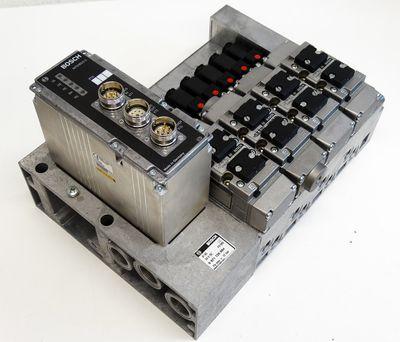 Bosch 0821 738 084 + RM65V-16IBS-I 1827030156 DC 24V + 4x Ventil -unused- – Bild 1