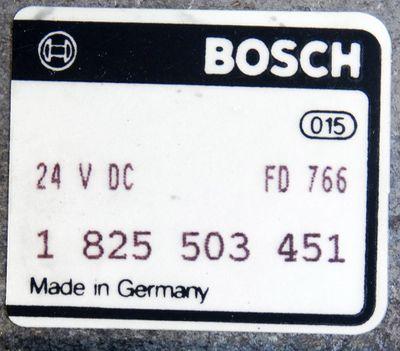 Bosch 1 825 503 451  1825503451 24 V DC Pneumatik-Ventilträgersystem -unused- – Bild 3