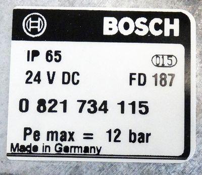 Bosch 0821 734 115 + RM65V-16IBS-I 1827030156-104 Interbus + 6x Ventil -unused-  – Bild 2