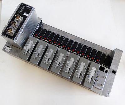 Bosch 0821 734 115 + RM65V-16IBS-I 1827030156-104 Interbus + 7x Ventil -unused-  – Bild 1