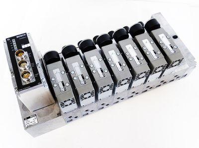 Bosch 0821 734 114 + RM65V-16IBS-I 1827030156-104 +7x Ventil m.Manometer -unused – Bild 1