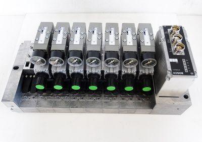 Bosch 0821 734 114 + RM65V-16IBS-I 1827030156-104 +7x Ventil m.Manometer -unused – Bild 8