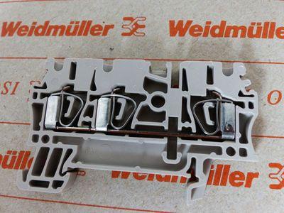 100x Weidmüller ZDU 2.5/3AN ZDU2.5/3AN 1608540000 Reihenklemme -unused/OVP- – Bild 4