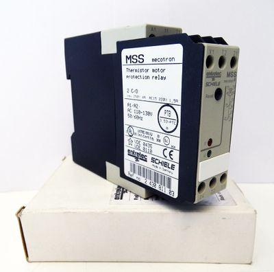 Entrelec Schiele 2.430.811.03 Thermistor-Motorschutzrelais AC110-130V-unused/OVP – Bild 1