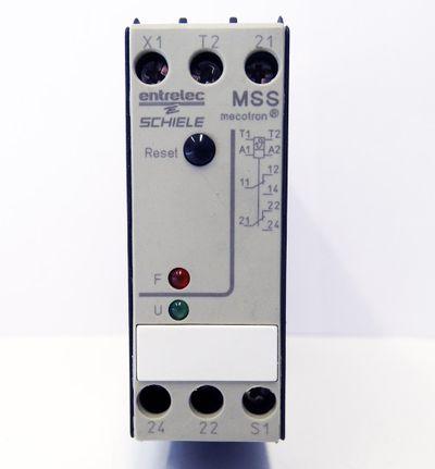 Entrelec Schiele 2.430.811.03 Thermistor-Motorschutzrelais AC110-130V-unused/OVP – Bild 2