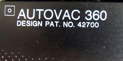 AUTOVAC 360 42700 Vakuumventil + AVAC Solid State VAC 93 24V -used- – Bild 3