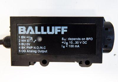 Balluff BFB0008  BFB 75K-003-P-02 Lichtleiterverstärker -used- – Bild 4