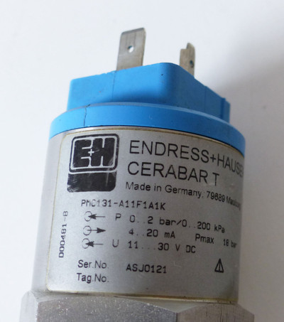 Endress+Hauser CERABAR T PMC131-A11F1A1K -used- – Bild 2