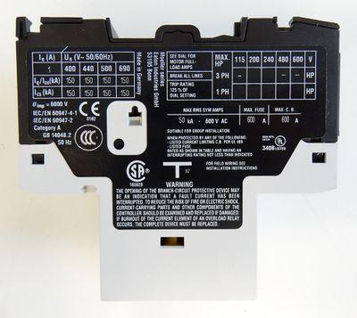 Eaton Moeller PKZM01-1  0,63 - 1,0A Motorschutzschalter -unused/OVP- – Bild 4