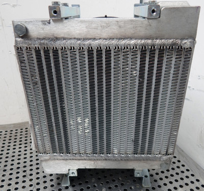 Funke ÖL/Luft Kühlanlage OKAN 2.7803.2.11.-04.-01 Wärmetauscher-Luft - unused - – Bild 1