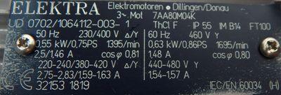 Funke ÖL/Luft Kühlanlage OKAN 2.7802.2.31-51.-00.00 Wärmetauscher-Luft - unused- – Bild 4