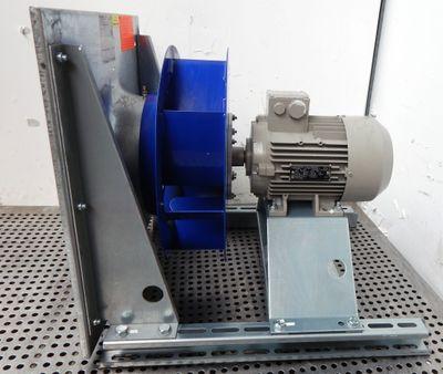 ZIEHL ABEGG Ventilator, Lüfter ER35C-2DN.D7.1R  2,2KW  2850/min  220V - unused - – Bild 1