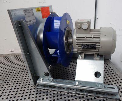 ZIEHL ABEGG Ventilator, Lüfter ER28C-2DN.B7.1R 0,75KW 2850/min 220V - unused - – Bild 1