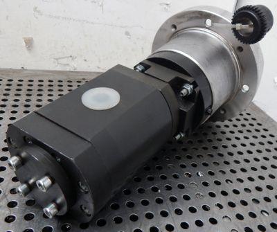 Beinlich Pumpen Aussen Zahnrad Dosierpumpe ZPBD 2-43,3-KI-L-FCV/R/K/G - unused - – Bild 4