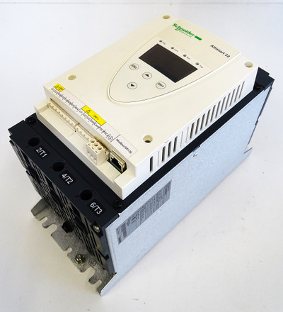 Schneider Electric Altistart 22 ATS22D88Q 88A 230 -440V Sanftanlasser -used- – Bild 1