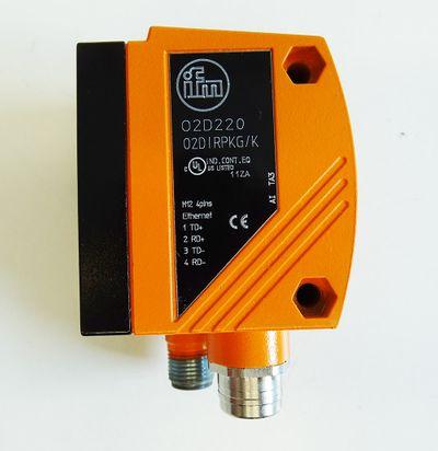 Ifm Electronic O2D220 O2DIRPKG/K 24V DC Objekterkennungssensor -used-  – Bild 5
