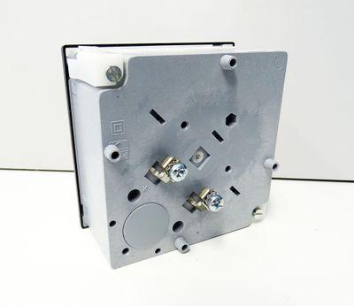 GANZ AMMETER Moving-Iron Type: 96LA 5/10 A -unused/OVP- – Bild 4