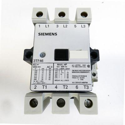 Siemens 3TF46 22-0DB4 22kW 400V E: 04 Schütz Contactor -unused/OVP- – Bild 4