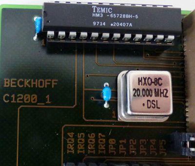 Beckhoff TRS TR-System C1200 C1200_1 -used- – Bild 2