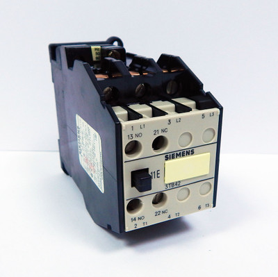 Siemens 3TB4212-0A 3TB42 12-0A contactor -used- – Bild 2