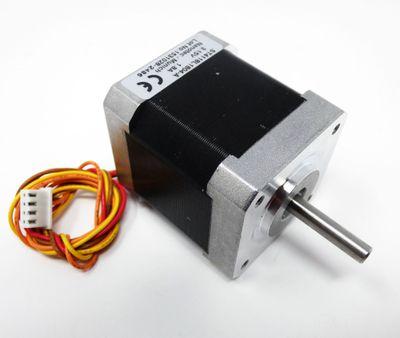Nanotec ST4118L1804-A 3,15V 1,8A Schrittmotor -used- – Bild 1