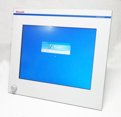 Bosch Rexroth IndraControl V VPP40  VPP 40 DC 24V Industrial PC -used- – Bild 1