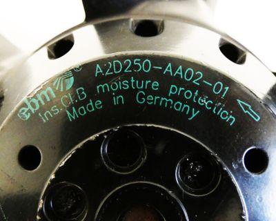 Ebm Papst A2D250-AA02-01 230/400V Axialventilator Lüfter -used- – Bild 2