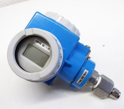 Endress+Hauser Cerabar PMP731-R13P9H21F3 Drucktransmitter -used- – Bild 1