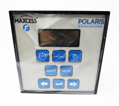 FIFE MAXCESS Polaris DP-20 Web Guide Controller 60-250V 50/60Hz 130VA -unused- – Bild 2