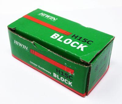 HIWIN Block H15C HGL 15CA Z0H  HGL15CAZ0H Führungswagen -unused/OVP- – Bild 4