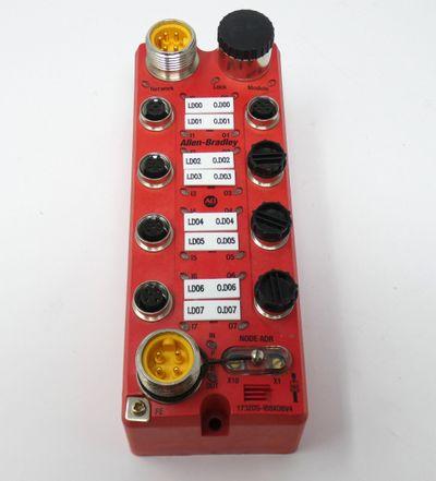 Allen-Bradley 1732DS-IB8XOBV4 Serie A I/O 8-Point Dig.-Comb.-Modul -used- – Bild 2
